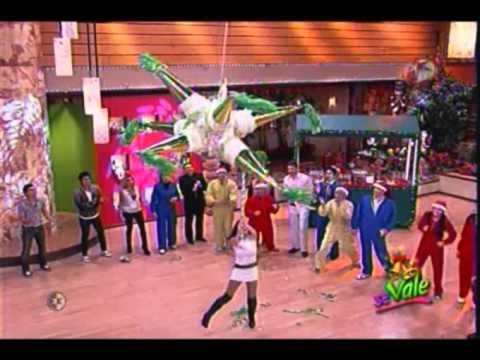 Se Vale - Rompiendo La Piñata [ 17 De Diciembre 2010]