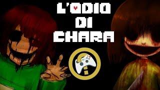 Eccovi la teoria tutta ita su Chara, l'inquietante Chara! Forse qui...