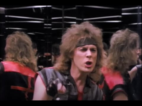 Dokken - Just Got Lucky (Official Music Video)