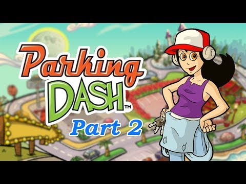 Parking Dash | Gameplay Part 2 (Level 5 To 7) Flo's Diner