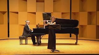 Erwin Schulhoff Flute Sonata
