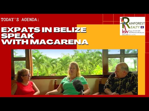 Expats in Belize