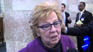Senator Loretta Weinberg