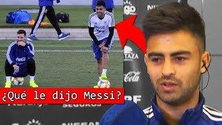 PITY MARTINEZ: ¿Qué le dijo Messi? ¿Por qué se fue a la MLS? ¿Burlas a Boca?