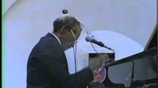 Phineas Newborn, Jr. levittshellarchive video #26 Memphis Music Memories.mov