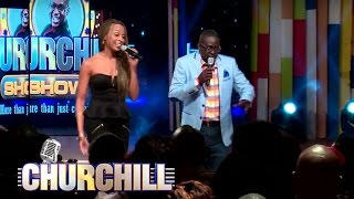 Alaine Wafula Ft Churchill - Wafula