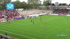 FSV Frankfurt - Kickers Offenbach: Höhepunkte und Stimmen zum Spiel