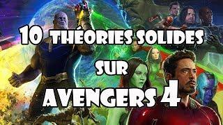 AVENGERS 4 : 10 théories solides sur la suite d'Infinity War