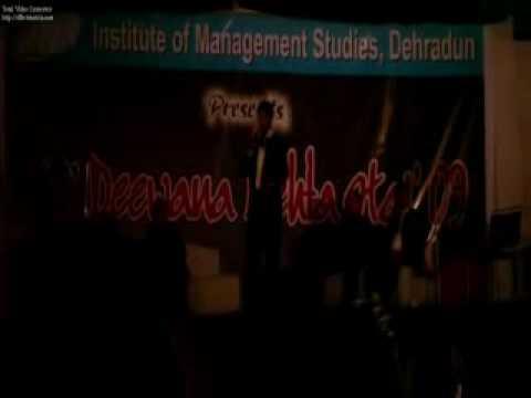 Kumar vishwas @ IMS, Dehradun5.mp4