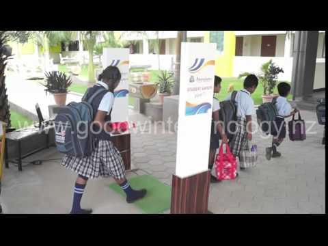 Students RFID Walkthrough Attendance System  -Dhaka, Bangladesh