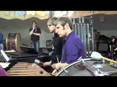 Terry Riley's In C - performed by the University of Southern Maine  Composers Ensemble - part 2