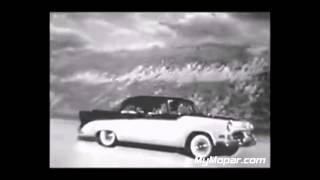 1956 Coronet TV Commercial - Full Vehicle Line