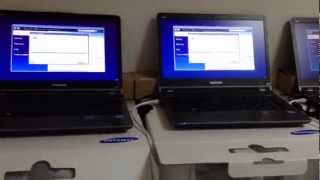 Deploying images to 15 laptops computers with acronis