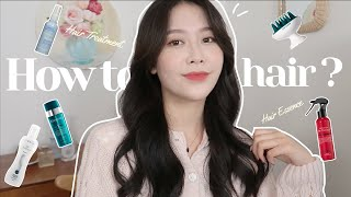 How to hair?…