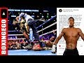 DEONTAY WILDER WARNS ANTHONY JOSHUA IN 2018 NEW YEAR RESOLUTION