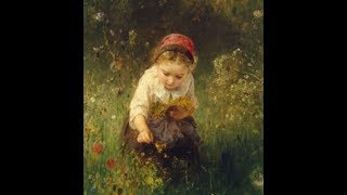 LUDWIG KNAUS (1829-1910) German painter