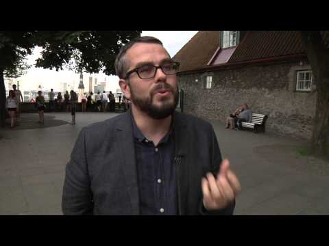 Autour d'Andrus Kivirähk / Interview de l'éditeur estonien Marek Tamm / Editions Varrak