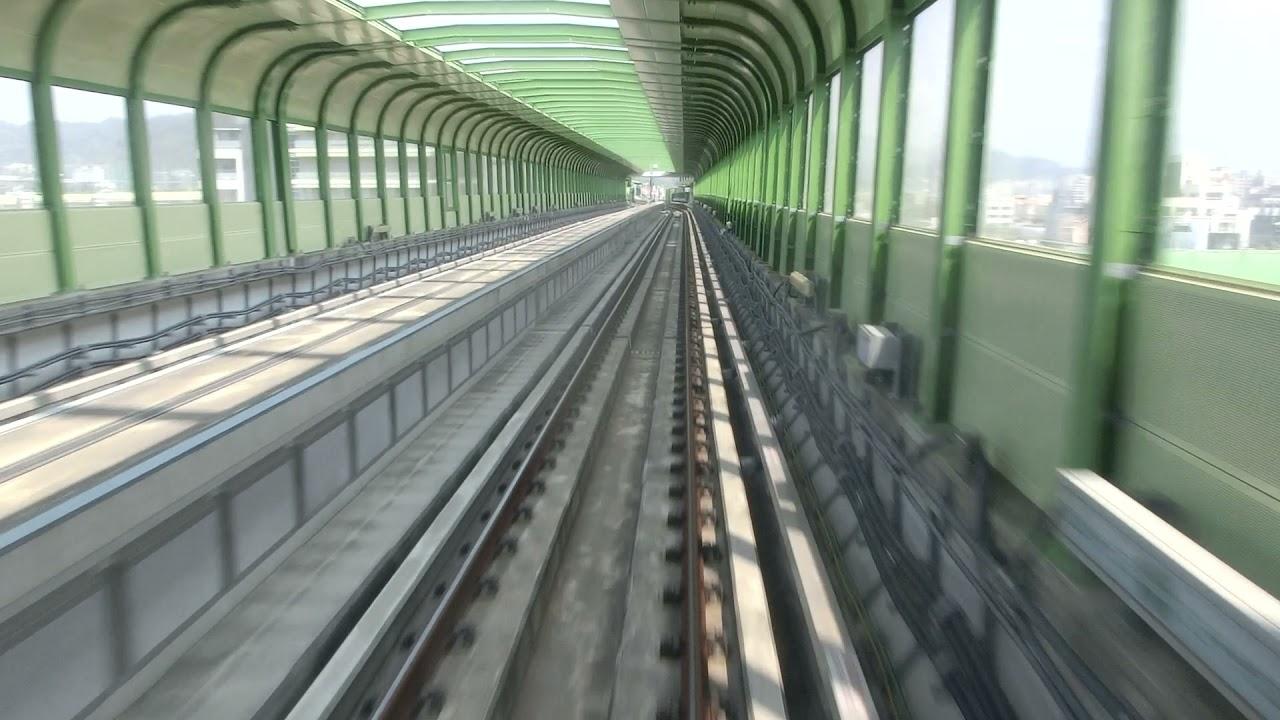 台中捷運運行景