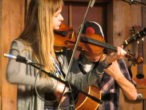 Angelina Johnson NW Regional Fiddle Contest 2015