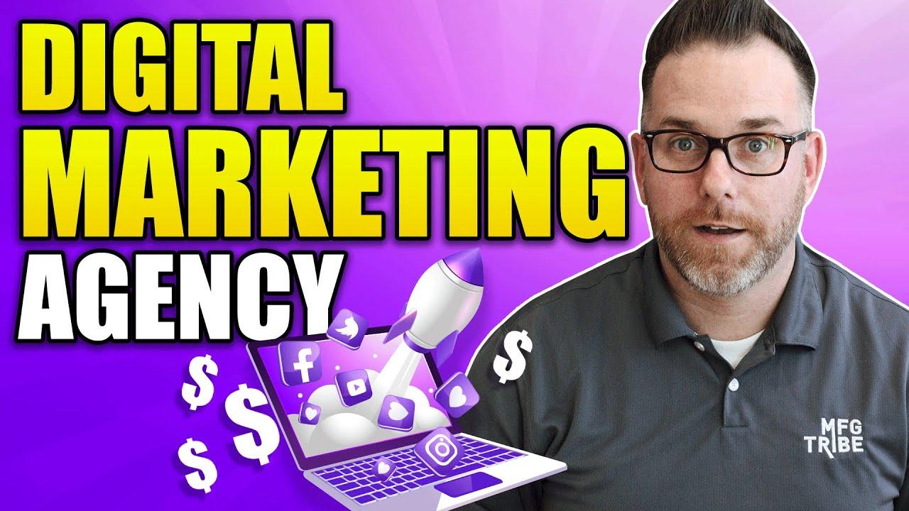 Digital Marketing Agency Structure