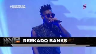 REEKADO BANKS PERFORMING
