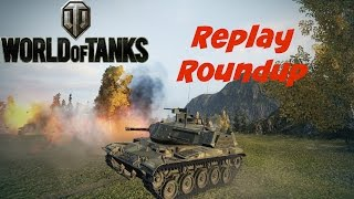 World of Tanks - Replay Roundup Episode 3