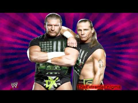 "D-Generation X Unused WWE Theme Song ""Break It Down/Are You Ready?"" (V5)"