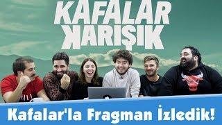 Kafalar'ı Konuk Ettik, Film Hakkında Konuştuk!