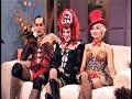 Rocky Horror Show 2008 Australian cast live on 'Mornings with Kerri-Anne' iOTA Paul Capsis