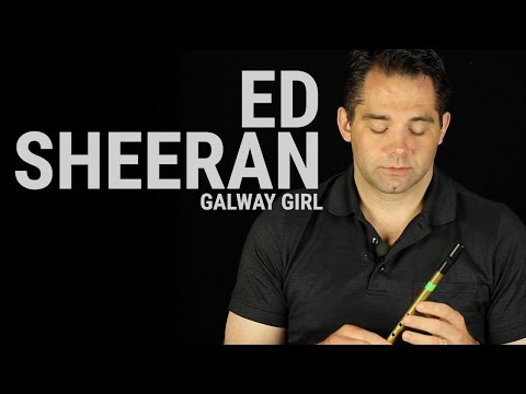 Tin Whistle Lesson - Galway Girl (Ed Sheeran)