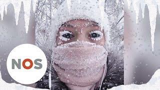 SIBERIË: Tips om -67° te overleven