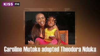 Kenyan celebrities who have adopted kids