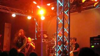 DEVILDRIVER - PURE SINCERITY - LIVE AT KYTTARO CLUB