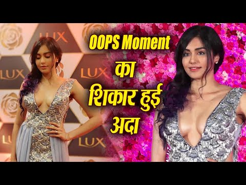 Adah Sharma's Oops Moment during Lux Gold Rose Awards 2018; Watch video | Boldsky thumbnail