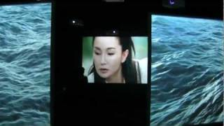 Isaac Julien: Ten Thousand Waves - nine channel video installation