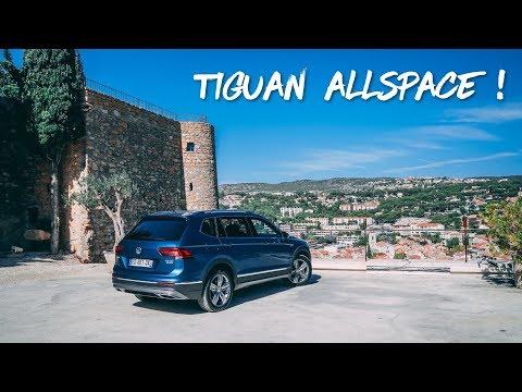 ON PART ESSAYER LE VW TIGUAN ALLSPACE [Bi TDI 240ch] AVEC CARS PASSION !!