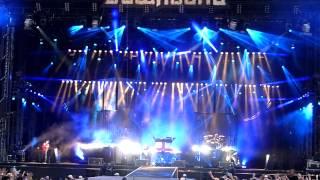 Linkin Park Crawling LIVE Download Festival 2014