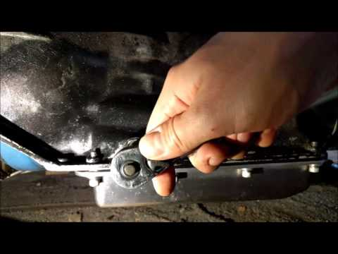 Replacing A TH350 Shift Shaft Seal