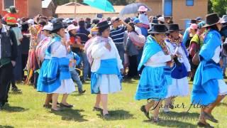 carnavales  de vilcashuaman 2014