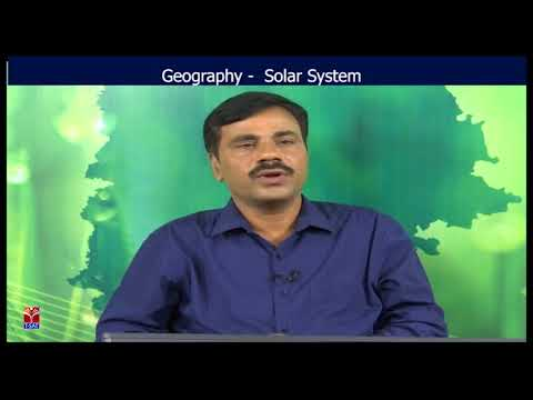 TRT - SGT || Social - Geography - Solar System - 1 || G.N. Giridhar