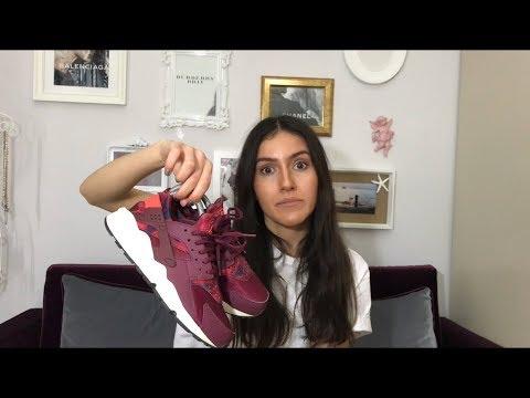 Sneakers Koleksiyonum (Rahat mı? Nasıl temizliyorum?)