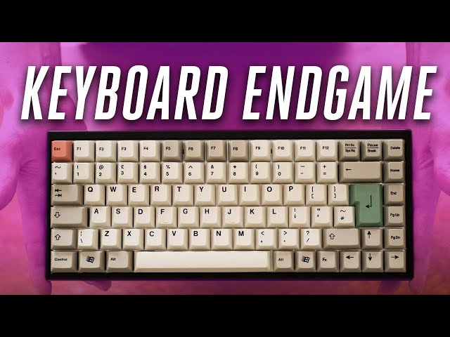 How and why I built my first mechanical keyboard - The Verge