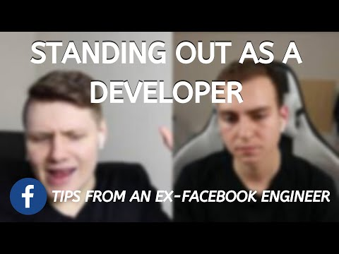 Standing Out As A Student Developer - Tips From An Ex-Facebook Engineer