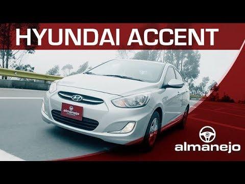 Hyundai Accent i25 - Almanejo