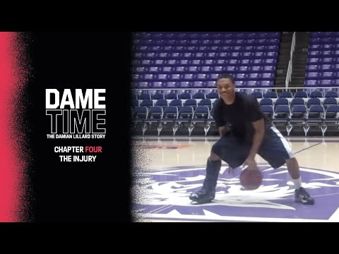 Adidas Basketball | DAME TIME: The Damian Lillard Story | Chapter Four: The Injury
