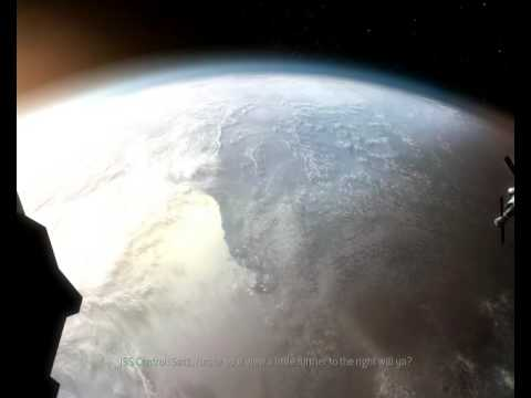 Call of duty : Modern Warfare 2 International Space Station