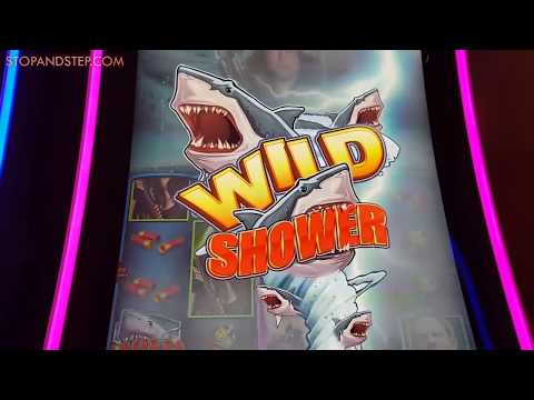🚨SUNDAYS IN VEGAS 💰! - BUFFALO GRAND SLOT + SHARKNADO ACTION !