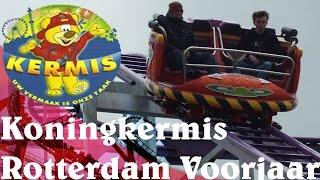 "Review  Kermis: Rotterdam Schiehaven ""Koningkermis"""