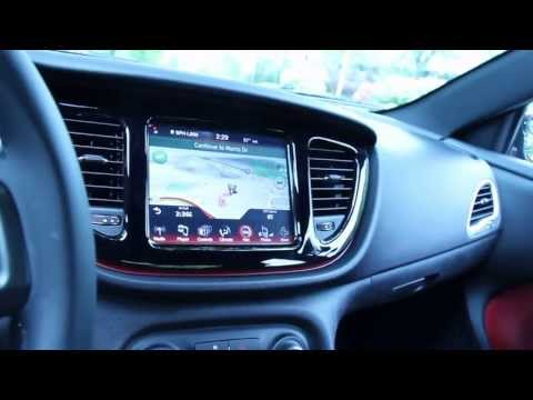 Chrysler UConnect Infotainment Review - Dodge Dart - Technology Deep Dive