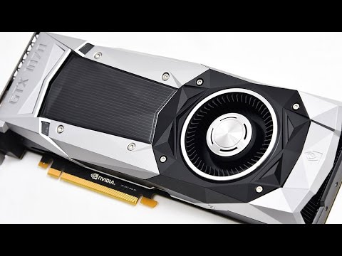 Basic Maintenance For The Nvidia Founders Edition Graphics Card